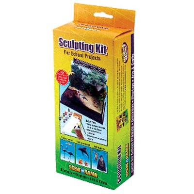 Scene-A-Rama Scene-a-rama Sculpting Kit