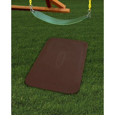 Gorilla Playsets Protective Rubber Mat (Set of 2)