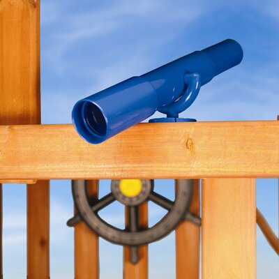 Gorilla Playsets Telescope Swing Set Accessory