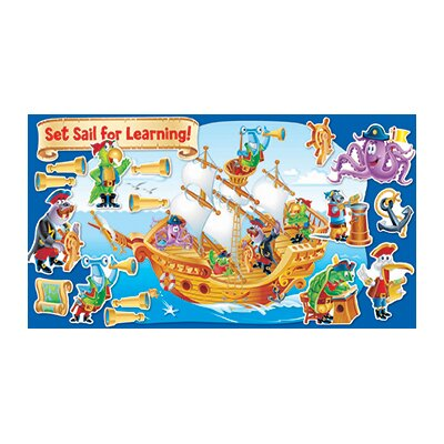 Teachers Friend Sea Adventure Bb Set Gr Pk-5