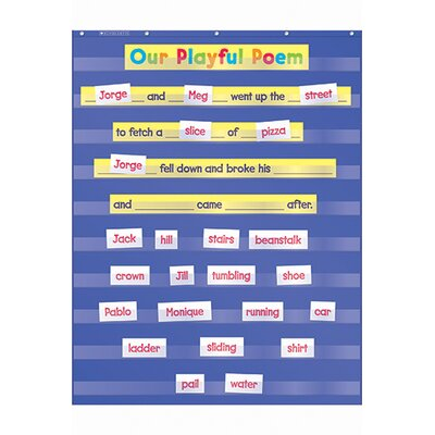 Teachers Friend Standard Pocket Chart Gr K-5