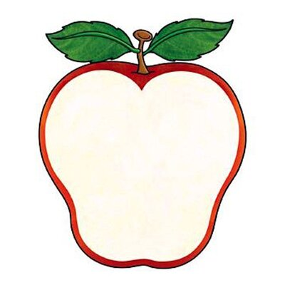 Teachers Friend Notepad Welcome Apple