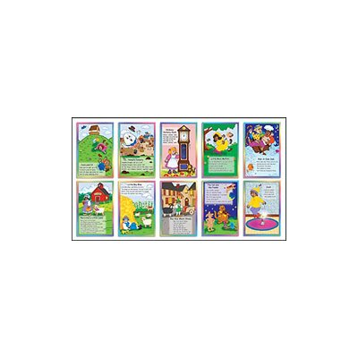 Teachers Friend Nursery Rhymes Bb Set