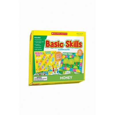 Teachers Friend Money Basic Skills Learning Games