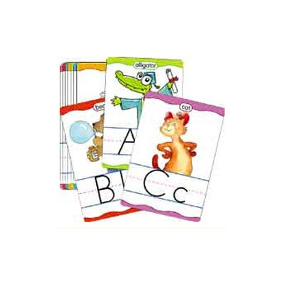 Teachers Friend Alphabet-number Line Standard Name Set