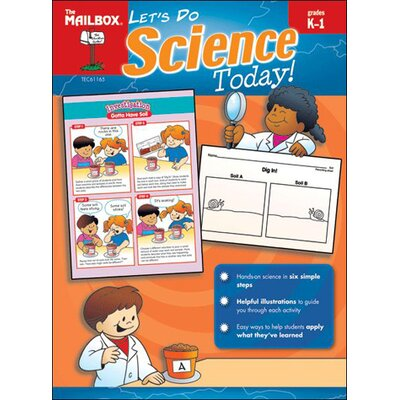 The Education Center Lets Do Science Today Gr K-1