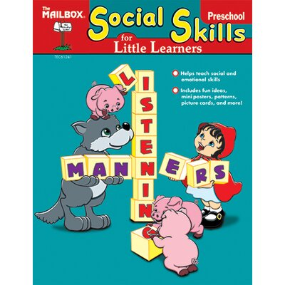 The Education Center Social Skills For Little Learners