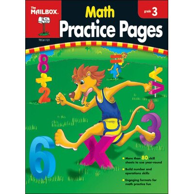 The Education Center Math Practice Pages Gr 3