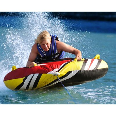 Aquaglide Spitfire Inflatable Towable Package