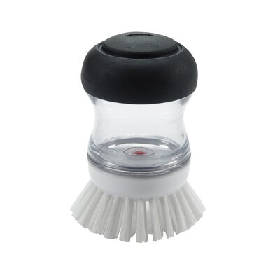 OXO Soap Pump Palm Brush