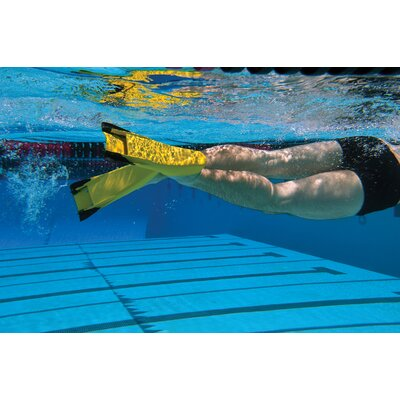 Finis Zoomers Z2 Swim Fin in Gold