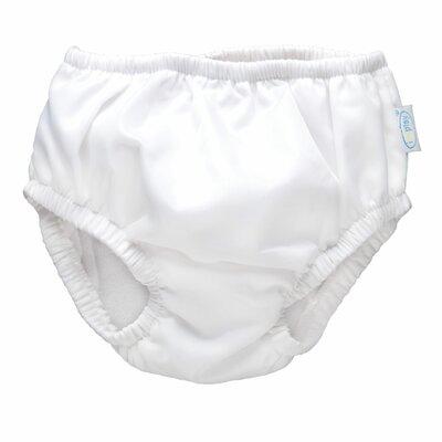 i play. Ultimate Swim Diaper in White