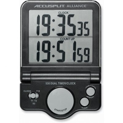 Accusplit Alliance Jumbo Display Time / Clock
