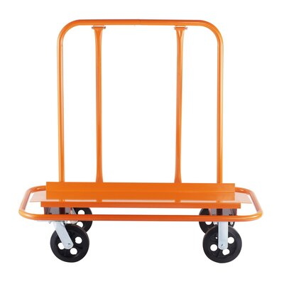Pentagon Professional Heavy Duty Wall Fetcher Pro Drywall Cart / Dolly