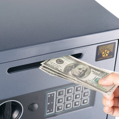 Pentagon Cash King Digital Lock Depository Safe Cash Drop Safes