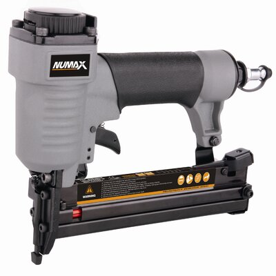 "NuMax 18 Gauge 1¼"" Narrow Crown Stapler"