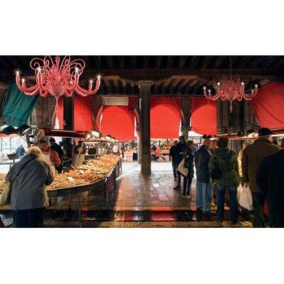 Facon De Venise Meripirs Chandelier