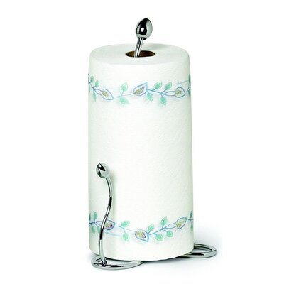 Italio Paper Towel Holder in Chrome