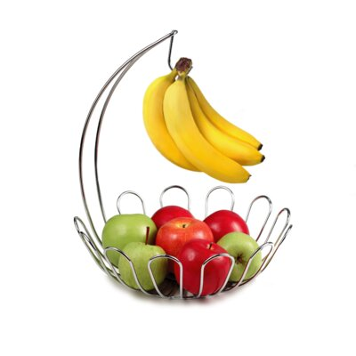 "Spectrum Diversified Bloom 12"" Fruit Tree Basket"