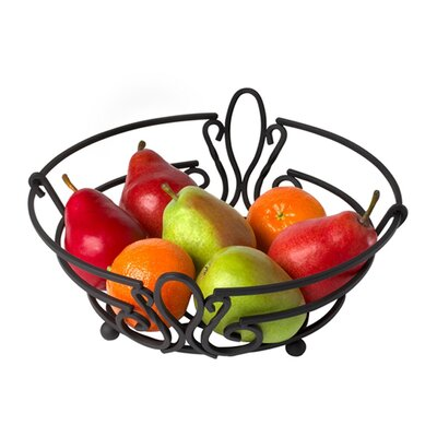 "<strong>Spectrum Diversified</strong> Patrice 12.75"" Fruit Bowl"