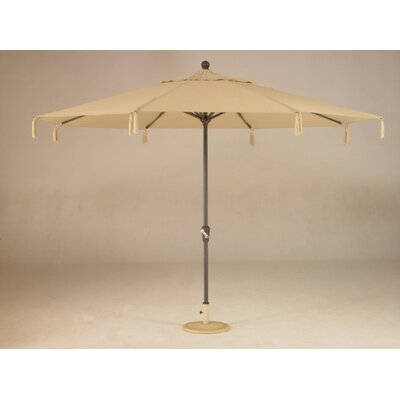 Royal Teak by Lanza Products 9' Market Umbrella