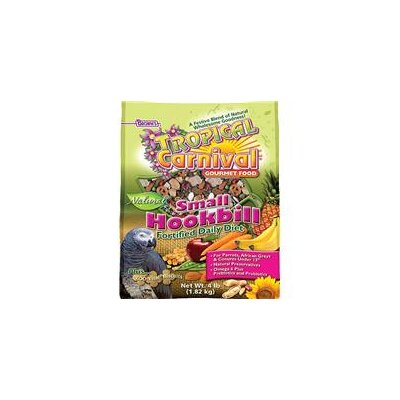 F.M. Browns Wildbird Tropical Carnival Natural Parrot Food - 3.5 lbs