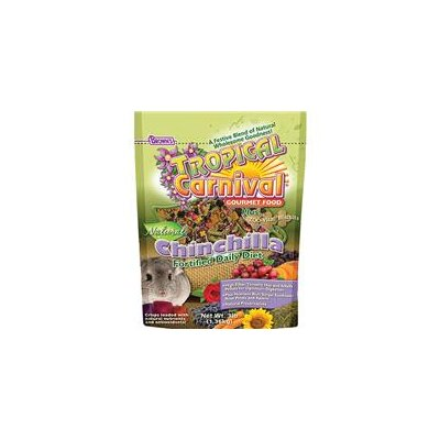 F.M. Browns Wildbird Tropical Carnival Natural Chinchilla Food - 3 lbs