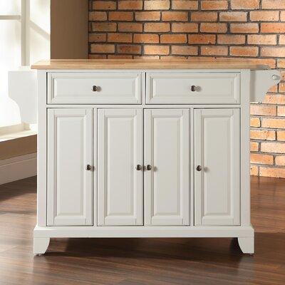 Crosley Newport Kitchen Island