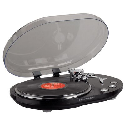 Crosley Oval USB Turntable