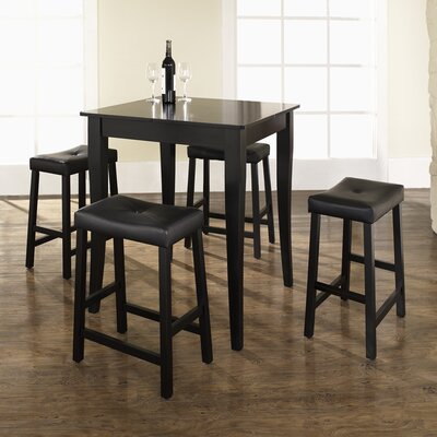 Crosley 5 Piece Dining Table Set
