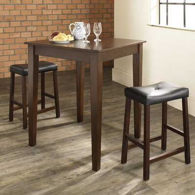 Crosley 3 Piece Pub Table Set