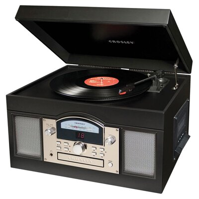 <strong>Crosley</strong> Archiver USB Turntable in Black