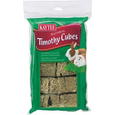 Kaytee Products Wild Bird Timothy Cubes Pet Treat