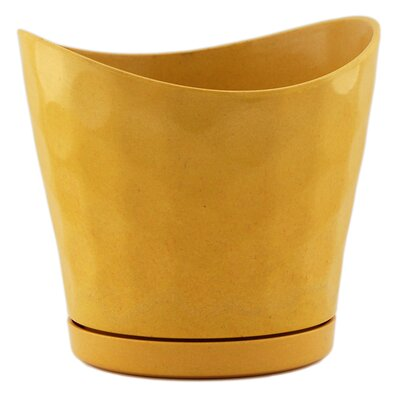 Rossos International Round Eco Pot Planter