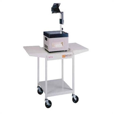 "VTI 21"" - 29"" Adjustable Overhead Projector Cart"