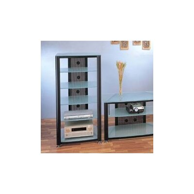 VTI RGR Series 4-Shelf Audio Rack