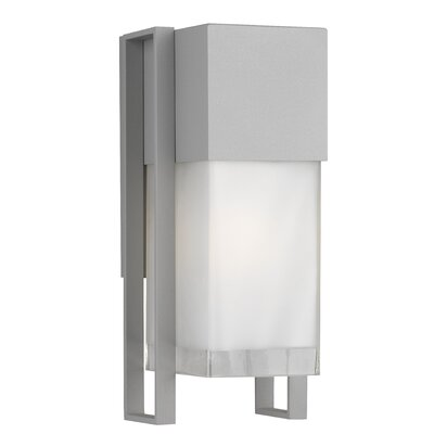 Philips Forecast Lighting Clybourn 1 Light Outdoor Wall Sconce