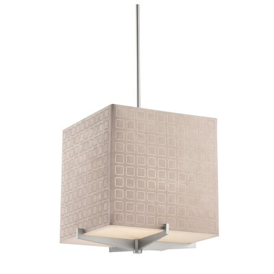 Philips Forecast Lighting Fisher Island Square Pendant Shade