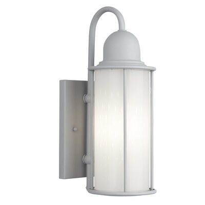 Philips Forecast Lighting Sausalito 1 Light Outdoor Wall Lantern