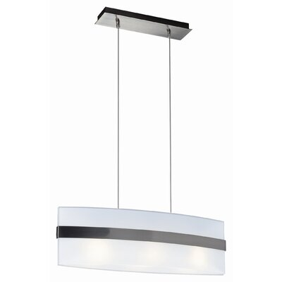 Philips Forecast Lighting Nienke 3 Light Pendant