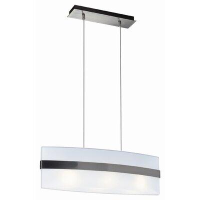 Philips Forecast Lighting Nienke 3 Light Pendant Reviews Wayfair