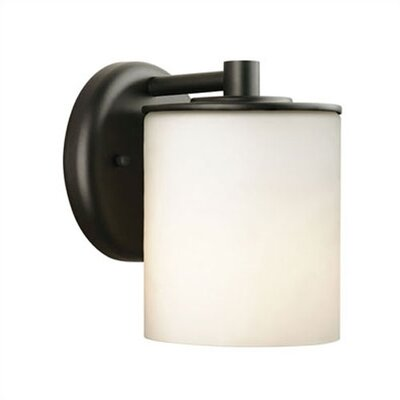Philips Forecast Lighting Midnight 1 Light Outdoor Wall Lantern