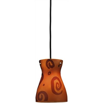 Java Line 1 Light Mini Pendant