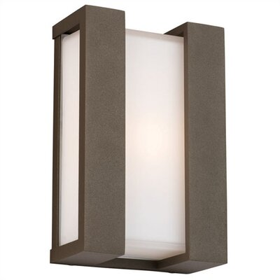 Philips Forecast Lighting Newport 2 Light Wall Sconce
