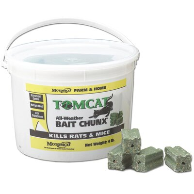 Motomco Grocery Tomcat All Weather Bait Chunx