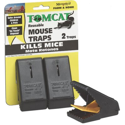 Tomcat Snap Mouse Trap