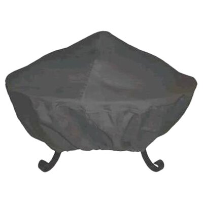 "<strong>Corral</strong> 40"" Tall Screen Vinyl Fire Pit Cover"