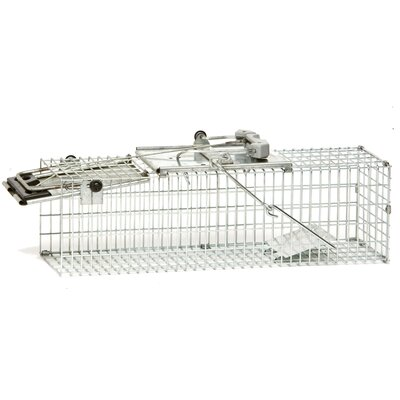 Havahart Small 1-Door Easy Set Live Animal Trap