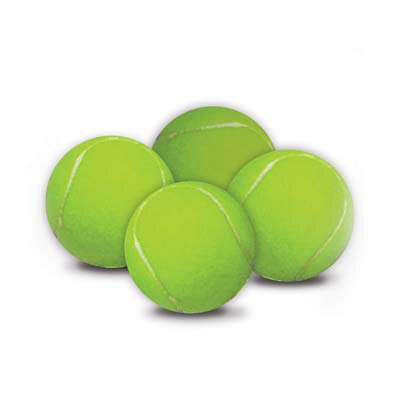 Hyper Products Replacement Balls for Hyper Dog Toys (4 Pack)