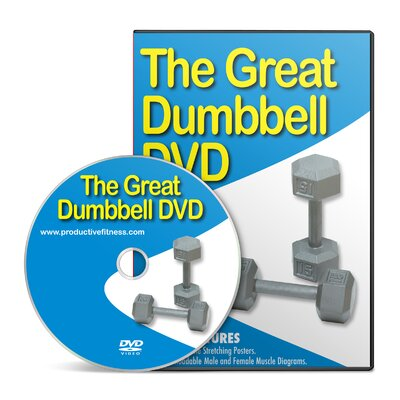 Productive Fitness Publishing The Great Dumbbell DVD